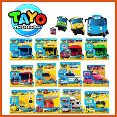 Qoo10 Little Bus Tayo Toys