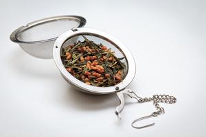 Tea Infuser Bola Filter Halus Sj50135550sjrt