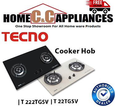 TecnoTECNO Cooker Hob / Gas Table / Stove / T 222TGSV / T 22TGSV | Free  delivery