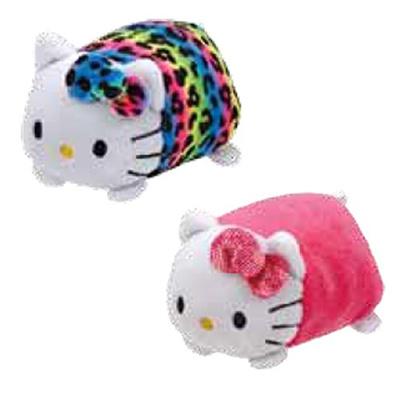 Qoo10 - (Teeny Tys) TY Beanie Boos - Teeny Tys Stackable Plush - Hello Kitty  -...   Toys 4d01989a892