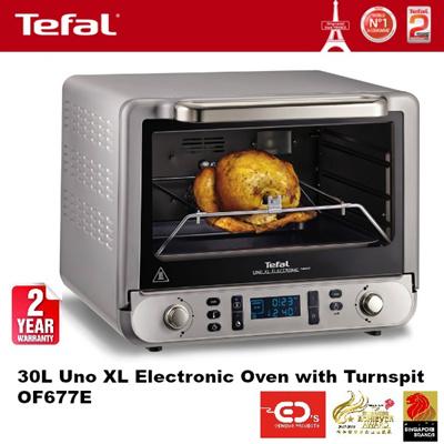 tefal uno xl oven manual