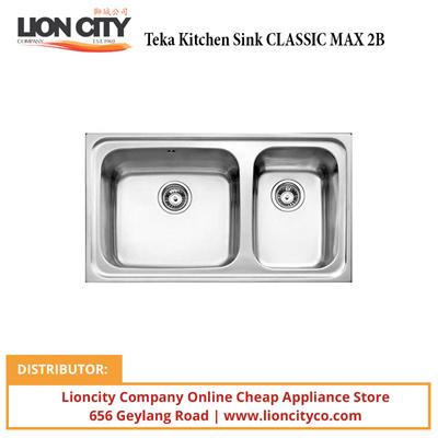 Teka Kitchen Sink Qoo10 teka kitchen sink classic max 2b home electronics teka kitchen sink classic max 2b workwithnaturefo