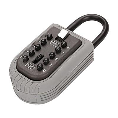 Portable Push Button Combination Lock Box