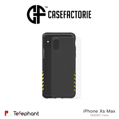 finest selection 48905 4e515 TelephantTelephant NMDer Industrial Style Case for iPhone Xs Max