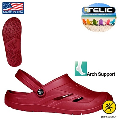 Fresh Dream Recovery Cranberry Telic Sandals wPNym0v8nO