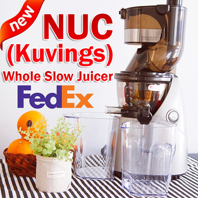 Nuc Kuvings Whole Slow Juicer : Qoo10 - Sole Official Seller : Home Appliances