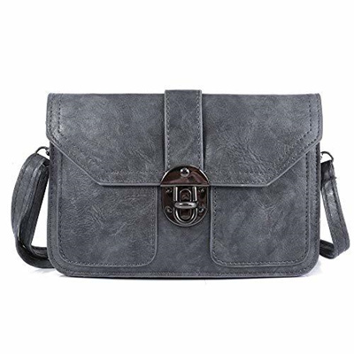 2c39e0a52051 Qoo10 - TENXITER Womens Leather Small Crossbody Bags Cell Phone Wallet  Purse B...   Bag   Wallet