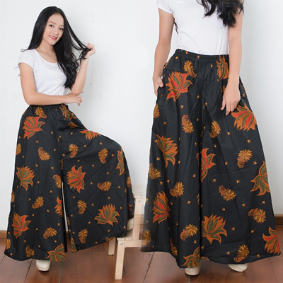 Sb Collection Celana Kulot Rok Batik Samurai Sridevi Long Pant Source · Sb Collection Celana Kulot