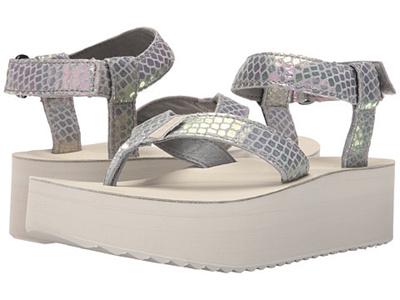 58a919d4077 Qoo10 - (Teva) Flatform Sandal Iridescent (For Women)   Shoes