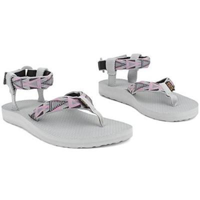 0794f0cb9f798 Qoo10 - Teva Womens Original Sandal, Mosaic Pink, 9 M US USA Shipment     Bags Shoes   Accessories