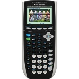 Qoo10 - Texas Instruments TI-84 Plus C Silver Edition Graphing ...
