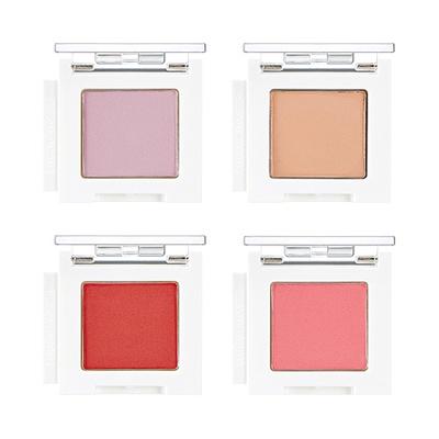 The Face Shop[THE FACE SHOP] Mono Cube Eye Shadow (Matt) - 1 7g