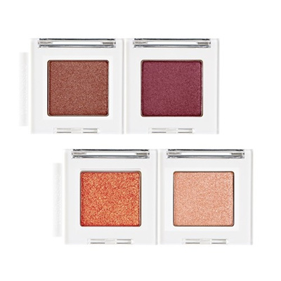 Qoo10 - [THE FACE SHOP] Mono Cube Eyeshadow Glitter 1 6g : K