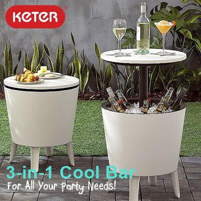 Qoo10 Keter Cool Bar Furniture Amp Deco