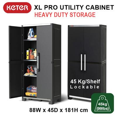 Keter(D KT 75 9263) XL Pro Utlity Cabinet Indoor/