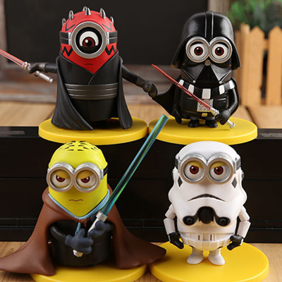 Stormtrooper Jedi Jetie Star Wars Minions Wwwpicturesbosscom