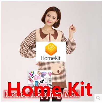 81fb103f573 The new Korean fashion cloth aprons long - sleeved gown anti - clothing  overalls female models