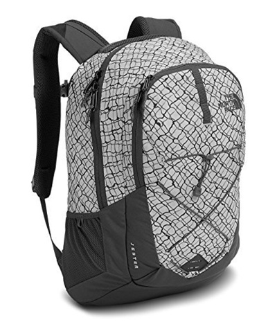 0b05e0bb9 The North Face Jester Backpack - Lunar Ice Grey Chainlink Print - One Size