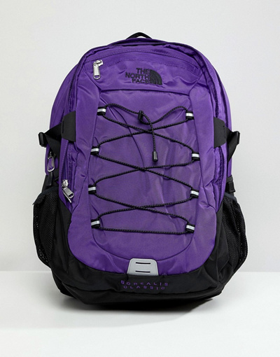 a95b50601 The North FaceThe North Face Borealis Classic Backpack 29 Litres in Purple