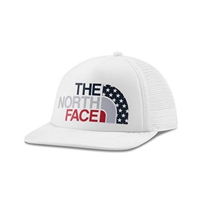 7cf95d4179299b Qoo10 - The North Face USA Pride Trucker Hat Women s : Fashion Accessories