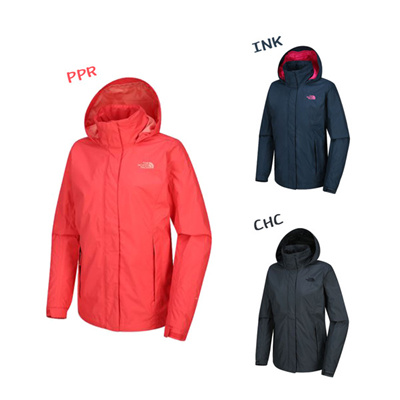 newest 54a83 414ed [THE NORTH FACE] WOMENS DRYVENT WATERPROOF NFJ2HI80 RESOLVE 2 JACKET