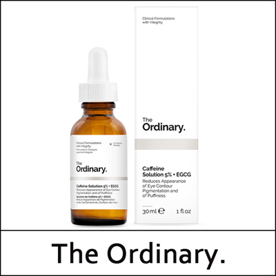 the ordinary caffeine