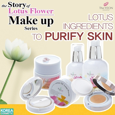 Qoo10 Lotus Cares Your Skin Beautifully Eco Friendly The Yeon