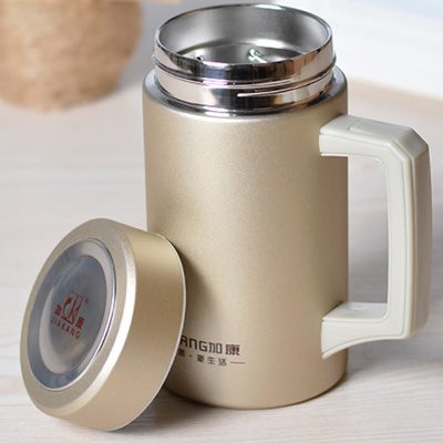 Thermal Mug Vacuum Thermos Flask warm pot cup tea water bottle coffee  thermo jug pot Office outdoor