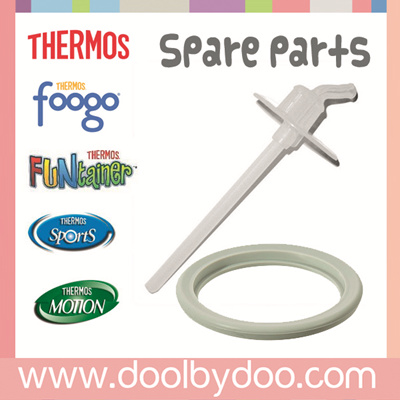 Qoo10 - THERMOS® Replacement Parts - Straw replacement set