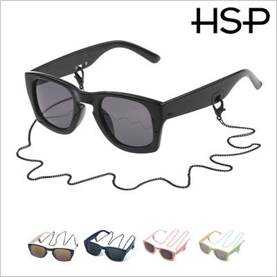 9225784b9ef Qoo10 - Thick frame with chain Wellington sunglasses  Men s ladies UV cut  ...   Fashion Accessor.