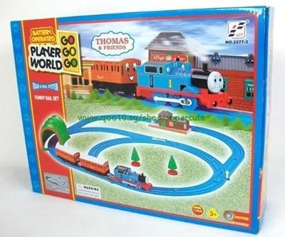 Phenomenal Thomas Train Toy Track Electric Train Long Childrens Educational Toys Birthday Christmas Download Free Architecture Designs Scobabritishbridgeorg