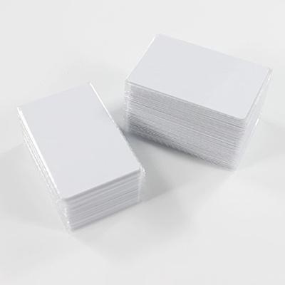 (THONSEN) CR80 13 56MHz MIFARE Classic 1K Blank White RFID PVC Card  Printable Double Sides ISO144