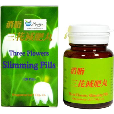 Three Flowers Slimming Pills