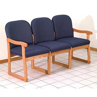 Qoo10 Three Seat Office Sofa Wine Leaf Furniture Deco
