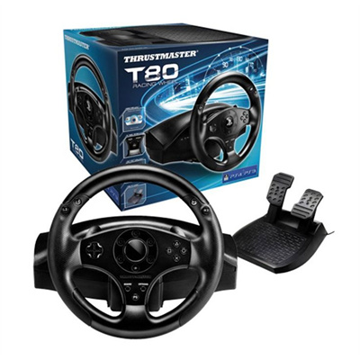 [Thrustmaster]Thrustmaster T80 Racing Wheel For PS4/PS3