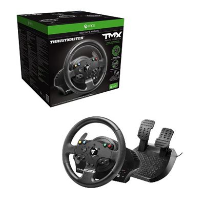 qoo10 thrustmaster tmx force feedback racing wheel for. Black Bedroom Furniture Sets. Home Design Ideas