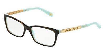 b67762bc243 Tiffany Co. Tiffany Optical 0TF2103B Full Rim Rectangle Woman Sunglasses