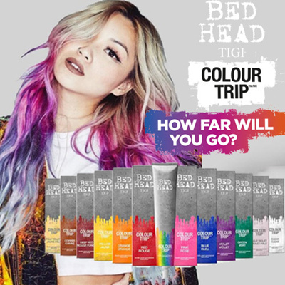 fdc23ff3c5930 Tigi Bedhead Color Trip Semi Permanent Hair Color- No need mixer. Made in  Italy