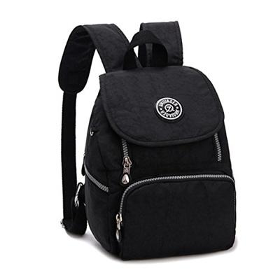 Tiny Chou Mini Waterproof Nylon Backpack Lightweight Strong Shoulder Bag cb34f6621d694