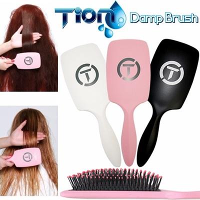 qoo10 pabble damp brush hair care