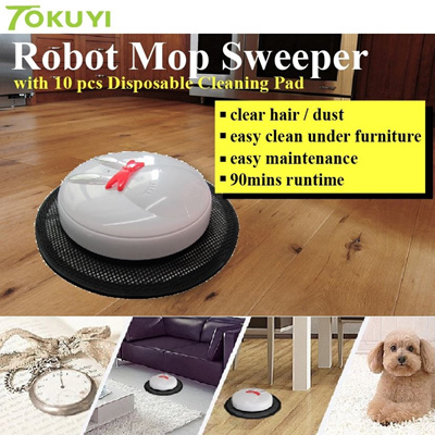 Qoo10 - TOKUYI MOP SWEEPER : Small Appliances