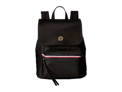 Qoo10 Tommy Hilfiger Corinne Ii Flap Backpack Kids Fashion