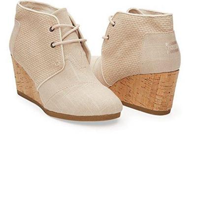 00efa68eeab8c Qoo10 - (TOMS)/Women s/Boots/DIRECT FROM USA/Toms Women Desert Wedge ...