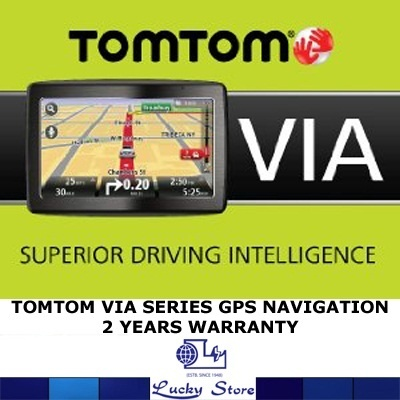 Tomtom Lifetime Maps