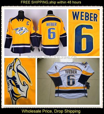 879809d98 Qoo10 - Top Sales Shea Weber Nashville Predators Jersey  6 Shea Weber Hockey  J...   Sports Equipment