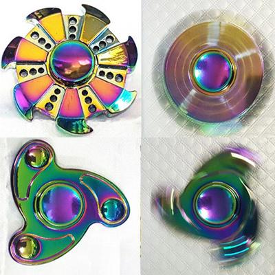 Qoo10 - metal spinner : Toys