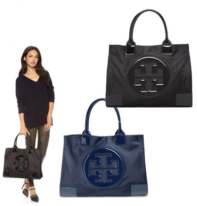 6de5482a29d TORY BURCH ☆ NYLON ELLA TOTE  Reserved items  It is a delivery schedule  around