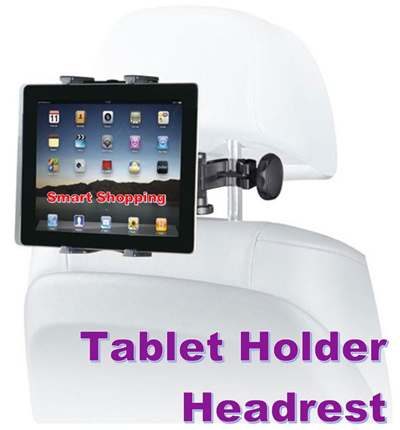 e16d53f4c116dc Car Back Seat Headrest Mount Tablet Holder car tablet stand Holder Tablet  PC Windshield Mount GPS