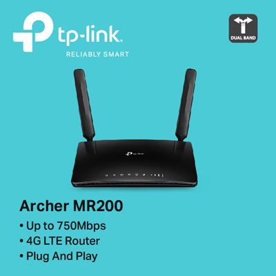 Qoo10 - TP-LINK Archer MR200 : Computer & Game