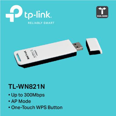 TP-LINK TL-WN821N 300MBPS TREIBER WINDOWS 8